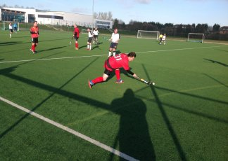 training of luton hockey club
